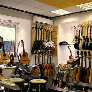 Музыкальные магазины Байконура