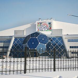 Спортивные комплексы Байконура