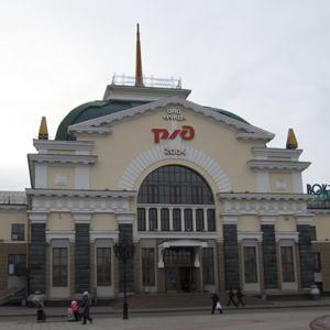 Железнодорожные вокзалы Байконура